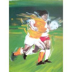 <I>' Soccer ' - Anneke Dekkers</I>