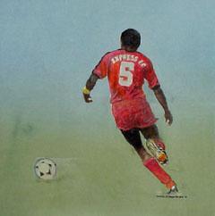<I>' FC Express ' - Kampala  <BR>  Anna Lansdorp</I>