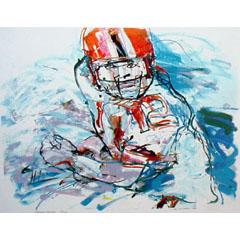 <I>' American Football  88 '  <BR>Cees van Gastel</I>