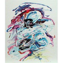 <I>' American Football  90 '  <BR>Cees van Gastel</I>