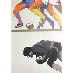 <I>' Voetbal '  - Edouard Tremeau</I>