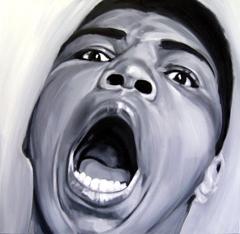<I>' Muhammad Ali 1 ' <BR> Herman Morssink</I>