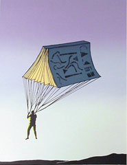 <I>' Just hanging around '  - Hans Wap</I>
