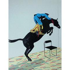 <I>' Sprong ' - Hans Wap</I>