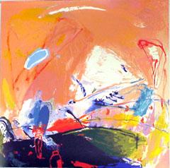 <I>' Pink Swing' - Jan van Diemen</I>