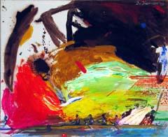 <I>' Roeiers ' 99 '<BR> Jan van Diemen</I>