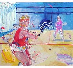 <I>' Squash '<BR> Jan van Diemen</I>