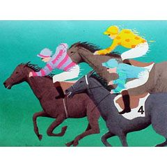 <I>' Jockey ' - Jurjen Fontein</I>