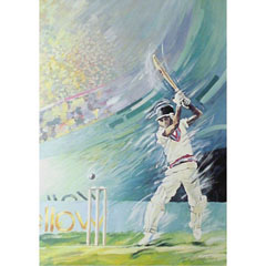 <I>' Cricket '  -  Jan Hofland</I>
