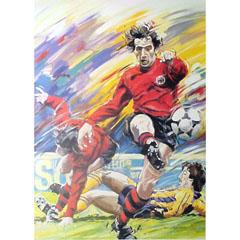 <I>' Voetbal Quick  '  -  Jan Hofland</I>