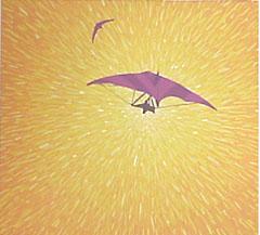 <I>' Een moderne Icarus ' - Joke Struik</I>