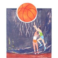 <I>' Doelgericht II - Basketbal '  <BR> Joke Struik</I>