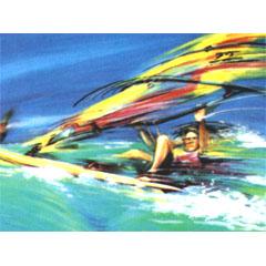 <I>' Surfing ' -  Lia van Hengstum</I>