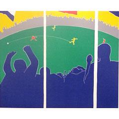 <I>' Stadium ' - Thom de Jong</I>