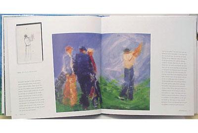 <I>' Golf in Art '  Wil Willemsen